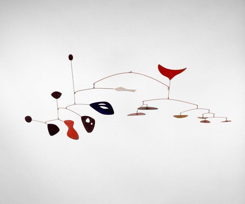 Alexander Calder's Hanging Mobile (1951)